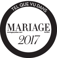 Published on Mariage Quebec – Mariage d'ici: Marie-Andrée & Maxime